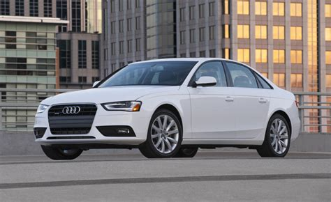 2013 Audi A4 Review by Road Test 2013 Audi A4 Review