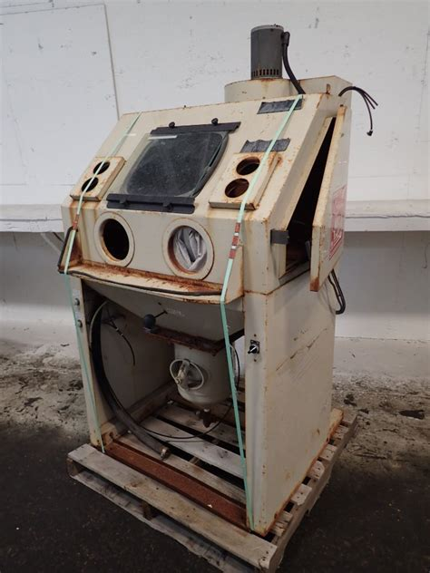 Mba Sandblaster by Econoline Sandblaster 127033 For Sale Used