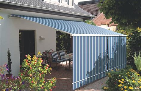 Sunnc Awnings Website by Drop Valance Markilux Shadeplus Valance Material