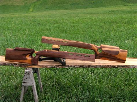 bench rest stocks laminated american walnut and black cherry benchrest