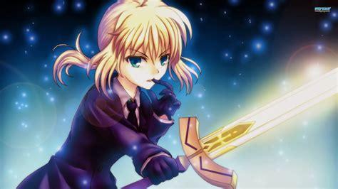 New Anime Fate Stay Blue Saber 2 0 Figma 227 Pvc Figure 6 fate stay saber hd fate stay saber anime wallpaper widescreen desktop