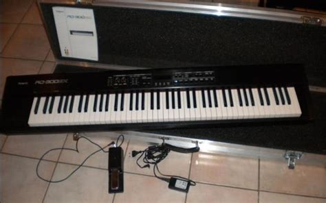 Keyboard Roland Rd 300gx roland rd 300gx image 153123 audiofanzine