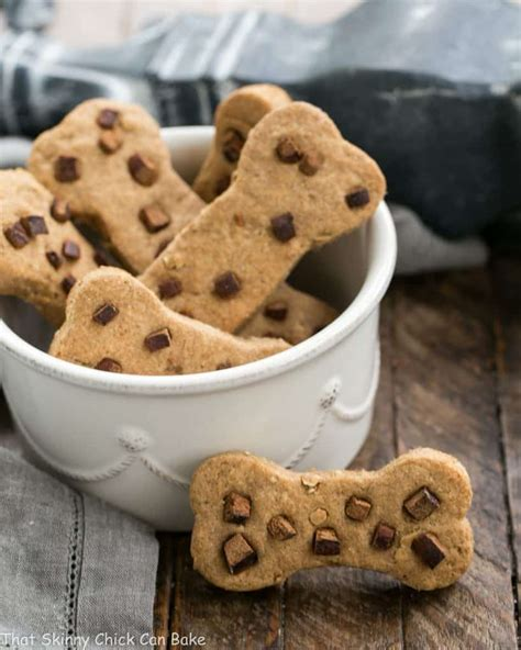 best peanut butter for dogs chocolate treats recipe