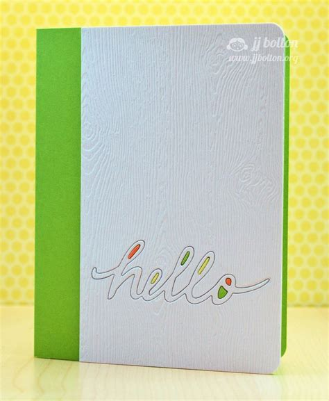 Handmade Goodbye Cards - 131 best images about hello goodbye cards on