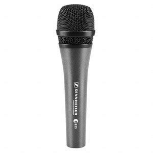 High Perfomance Studio Microphone Conference Meeting Clear Sound sennheiser e 835 live performance microphone vocal stage microphone