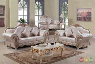Living Room Sets From Luxurious Traditional Formal Living Room Set