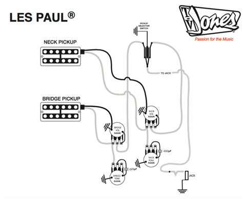 les paul wiring diagrams for guitar wiring