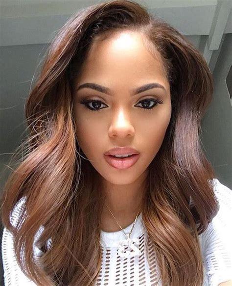 Best Light Skin by Best 25 Black Hair Ideas On Hairstyles
