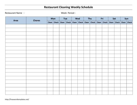 monthly employee work schedule template excel and free