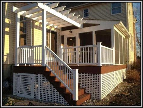 überdachung Balkon Selber Bauen by Balkon Treppe Holz Selber Bauen Page Beste