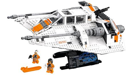 wars collector the lego ultimate collectors series snowspeeder returns to