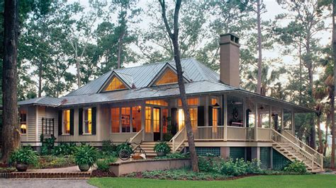 southern living house plans tidewaterlow country house
