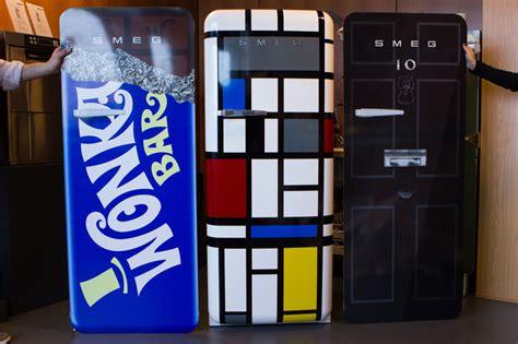 Kitchen Design Competition smeg fridgewraps vinyl revolution custom graphics portfolio