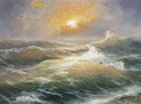 watercolor tutorial seascape popular oil painting seascapes techniques buy cheap oil