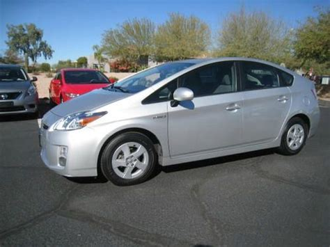 toyota prius 2010 tires purchase used 2010 toyota prius ii best buy immaculate