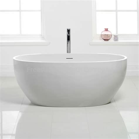 oval bathtubs bathtubs idea astounding oval freestanding tub acrylic