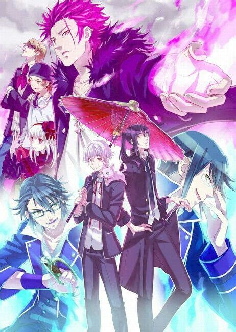 Anime On by Best 25 K Project Anime Ideas On K Project