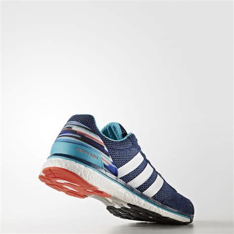 Adidas Adizero Bloe adidas adizero adios 3 mens blue sneakers running sports