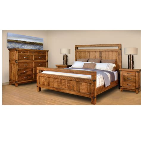 rustic bedroom furniture canada galley bed home envy furnishings solid wood furniture store