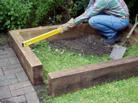 how to make a raised flower bed 17 best images about landscaping design ideas on pinterest