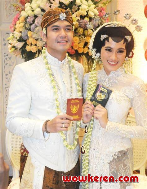 Baju Akad Nikah Alyssa Soebandono foto galeri pernikahan dude harlino dan alyssa soebandono foto 7 dari 30 koleksi album