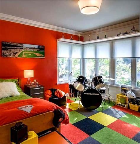 desain lukisan dinding kamar tidur desain kamar tidur anak dengan lukisan lantai desain