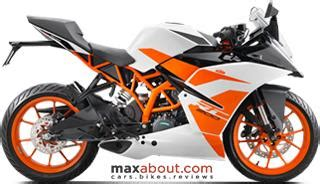 Ktm Rc 200 Autos Maxabout by Post Gst Ktm Price List Maxabout News