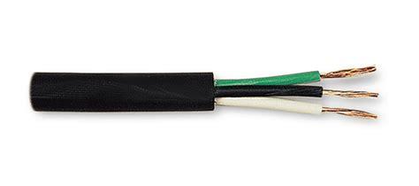 3 wire 10 cable 18 3 sjoow service cord ul csa black 300v sj18 3