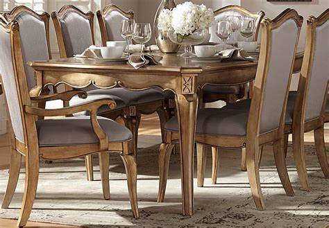 gold dining set homelegance chambord dining set antique gold 1828 dining