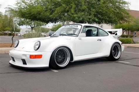 widebody porsche 911 1987 porsche 911 widebody 5 speed for sale photos