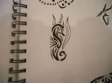 seahorse henna tattoo 42 best ideas images on ideas