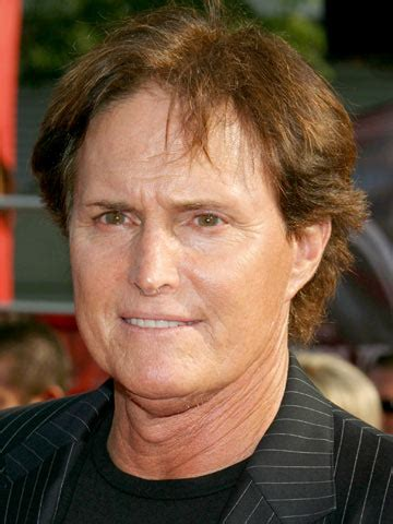 why does bruce jenner have long hair omg bruce jenner steps out with very frizzy long ginger