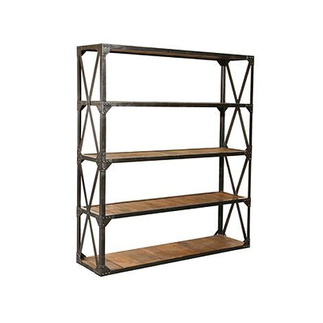 metal bookcase bookcases and industrial on