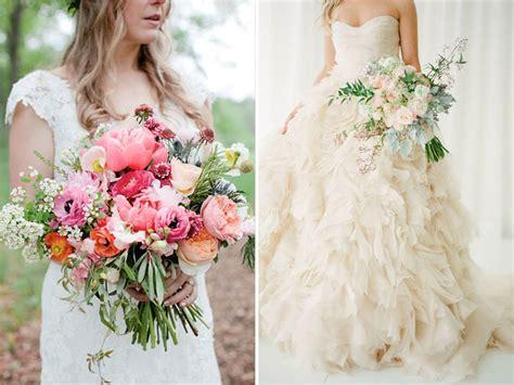 Big Wedding Bouquets by 2015 Wedding Trends Predictions Modern Wedding