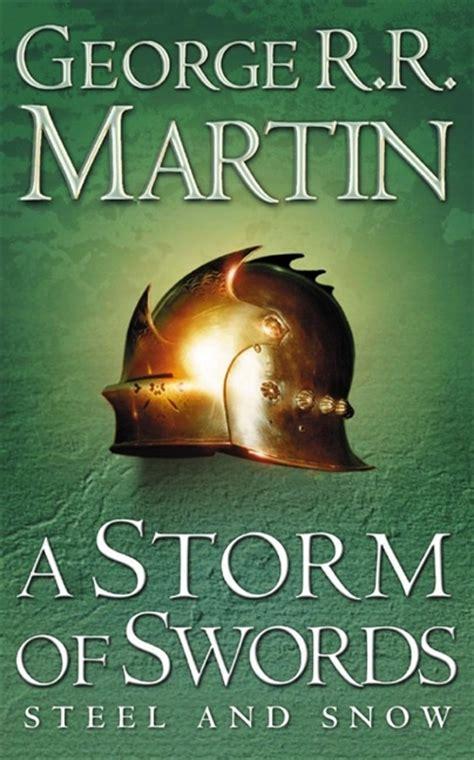 a storm of swords book 3 books