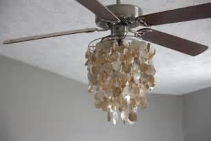 chandelier fans on sale quot least horriblest quot ceiling fan for mbr