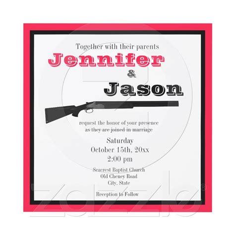 shotgun wedding invitations 25 best ideas about shotgun wedding on camo wedding country bridal pictures and
