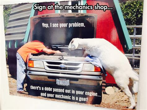 Funny Mechanic Memes - oh now i see your problem the meta picture