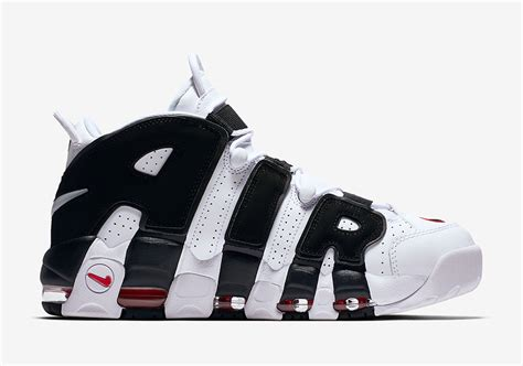 Sepatu Basket Air More Up Tempo White Gold nike air more uptempo scottie pippen release date