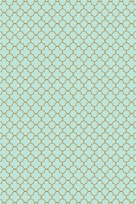 gold quatrefoil wallpaper mint gold bilder pinterest mint gold filofax and