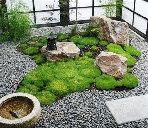 gambar desain taman jepang mini cantik unik taman