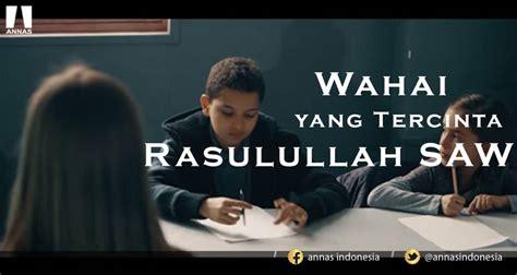 film nabi muhammad bahasa indonesia disuruh menggambar nabi muhammad respon siswa ini