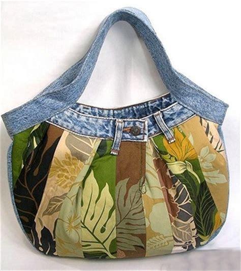 como decorar un jeans en casa artesanales bolsos de jeans decorados y bordados viejos