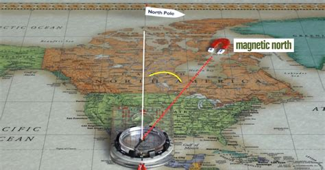 magnetic declination map how to adjust compass declination rei expert advice