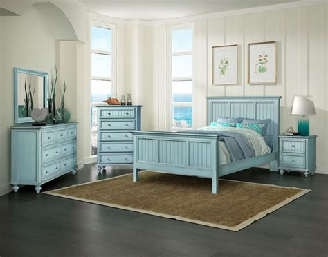 Casual Bedroom Furniture Monaco Casual Bedroom Collection Bleu Sea Winds Trading Co Indoor Casual Furniture