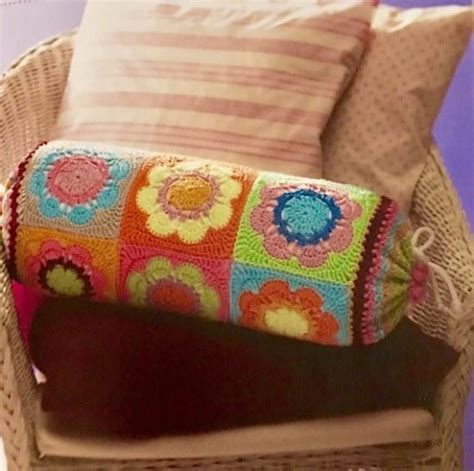 pillow bed pattern crochet bolster cushion pillow patterns ideas inspiration