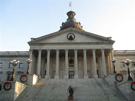 House Sc by South Carolina State House Fellowship Of The Minds