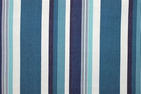 Striped Upholstery Fabrics by Teal Striped Fabrics Stripe Cotton Fabrics Striped