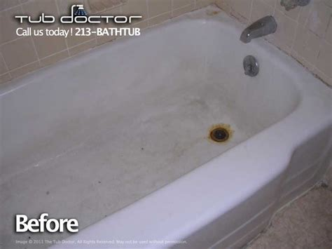 bathtub refinishing los angeles before after gallery tub reglazing bathtub refinishing