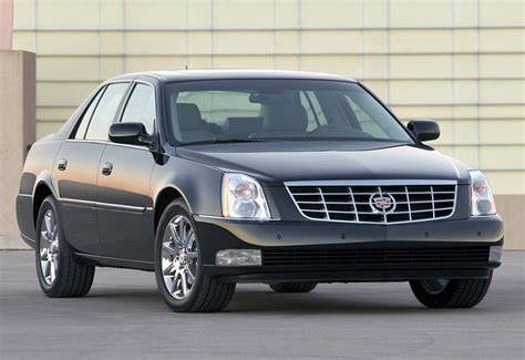 2005 cadillac dts specifications photo price